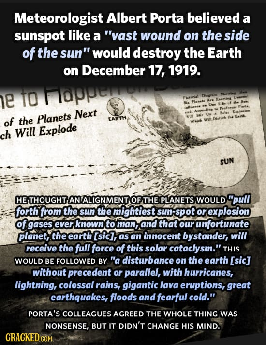 12 Terrible Things Experts Predicted (That Never Happened)