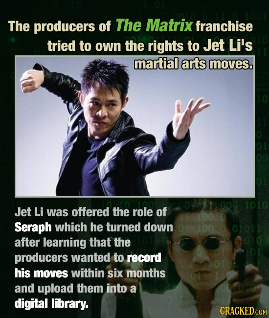 16 Movies & Shows With Incredibly Shady Pasts