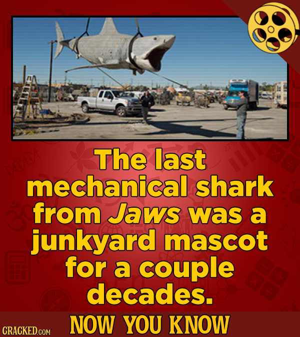25 Now-You-Know Facts About Movie Props And Costumes