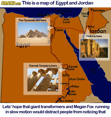 GRAGKEDCON This is a map of Egypt and Jordan Mednorraneon Amman Dead Aleondo Sea Suez The Pyramids are here Canal Petra Cairo lordan us Petra is here