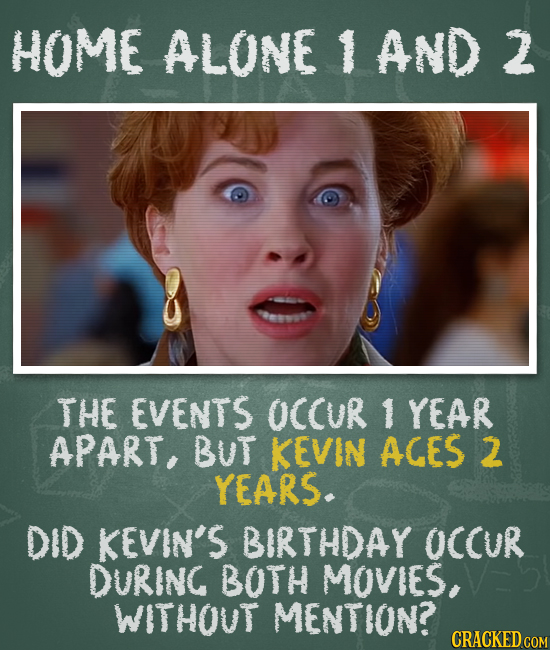 20 Miniscule Math Errors From Pop Culture That Really Stuck In People's Craws