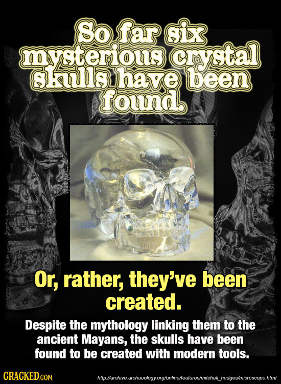 25 Unsolved Mysteries (That Have Totally Been Solved)