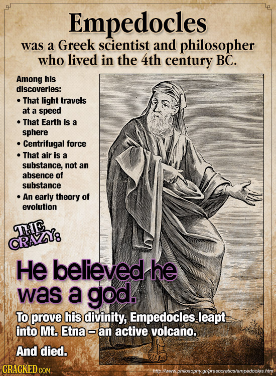24 Famous (And Insane) Historical Figures