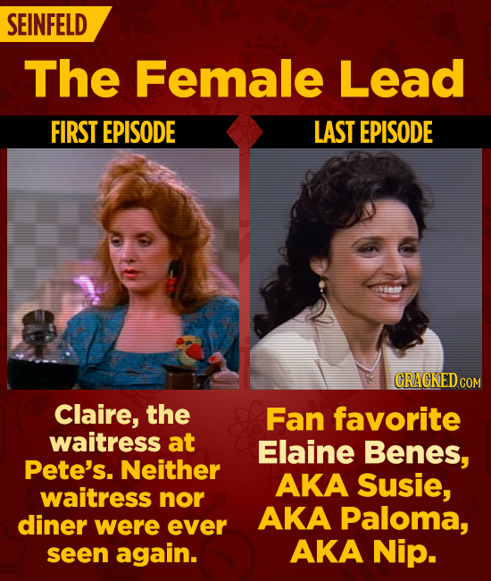 First Episode Vs. Last Episode: 15 Wonky Character Arcs