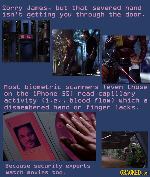 17 Movies & TV Shows That Have No Idea How Technology Works