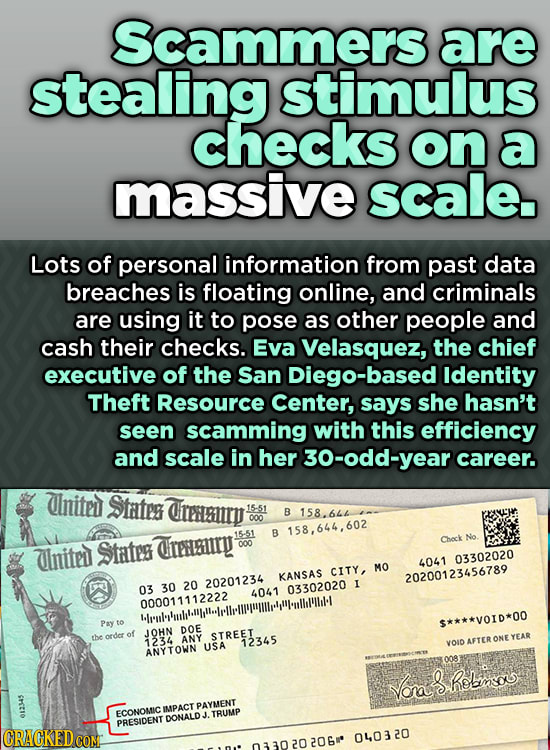 Sickening Ways Crooks Are Trying To Get Rich Right Now