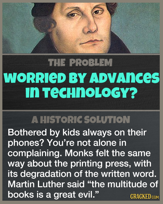 17 Weird, Historic Solutions To Relatable Problems