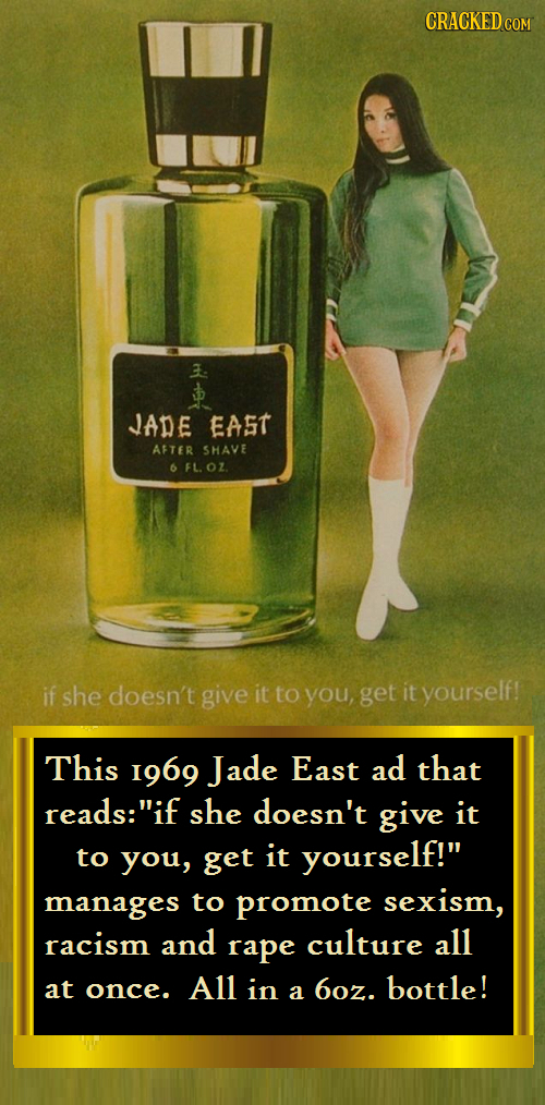 23 Unfortunate Ads That Companies Thought Were A Good Idea