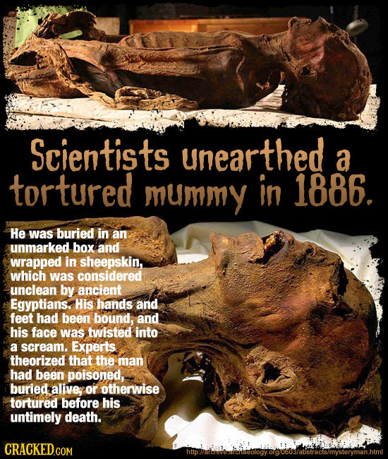 The 24 Creepiest Discoveries People Just Stumbled Into