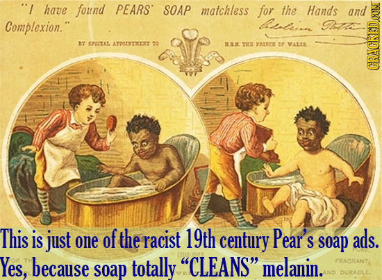 I have found PEARS' SOAP matchless for the Hands and Complexion. eti ot 37 S7ICTAL ATPONTET 70 B 7 3c2 C7 WALIS. CRAUIN This is just of the racist 1