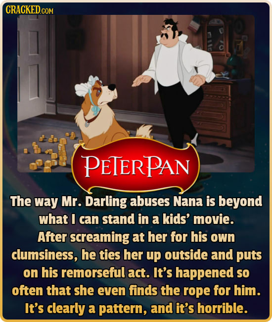 24 Surprisingly Upsetting 'Family-Friendly' Movies & Shows