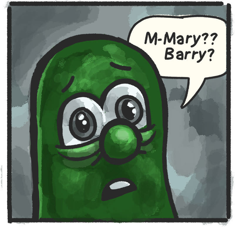 The Problem With VeggieTales