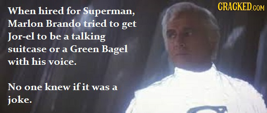 20 Bizarre Scenes That Were Almost in Famous Movies
