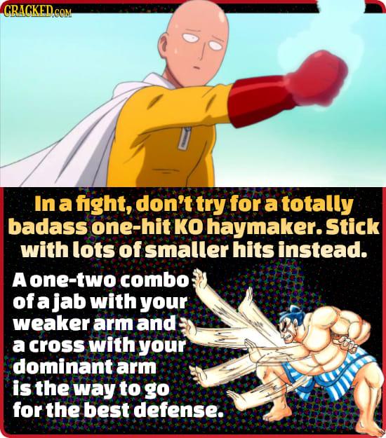 14 Dangerous Lies About Self-Defense, Corrected