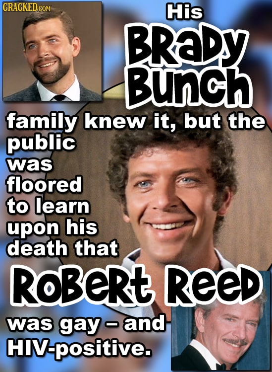 27 Celebrity Facts We Forgot About Until After They Died