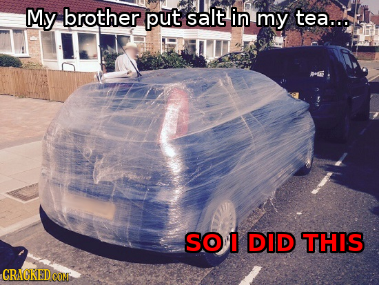 18 Incredibly Satisfying Acts Of Revenge