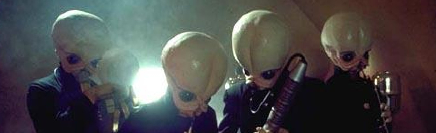 Two Truths and a Lie: The Star Wars Cantina Band