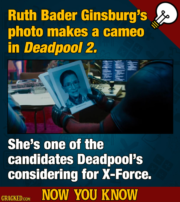 Now You Know: 12 Facts To Feed Your Movie And General Knowledge Cravings