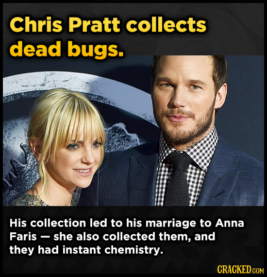 21 Little-Known (Sometimes) Weird Celeb Facts