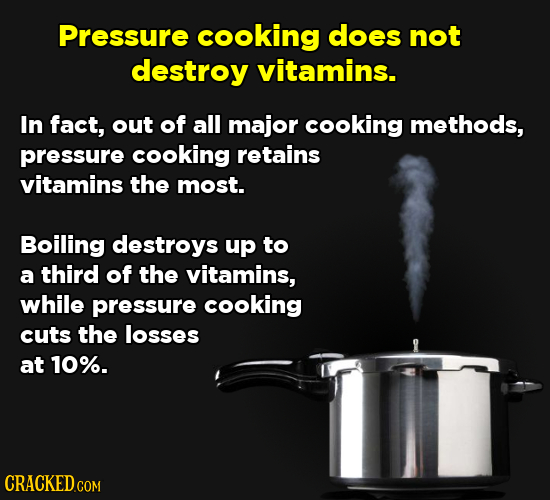 26 Common Misconceptions About Cooking And Eating