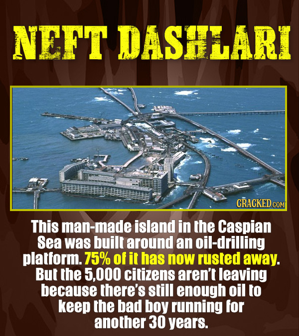 15 Places That Could Get Destroyed By Hollywood-Level Disasters Any Day Now