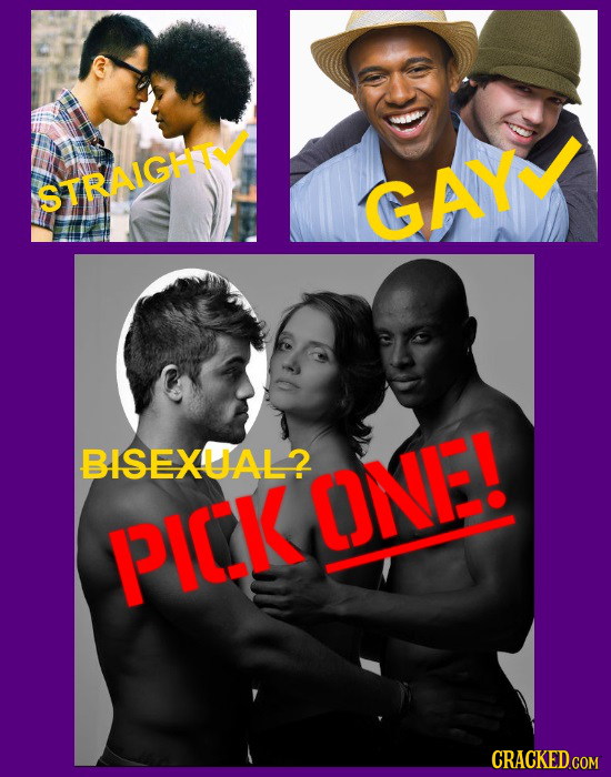 STRAIGHIV GAYY BISEXUAL2 PICKONE! CRACKED COM