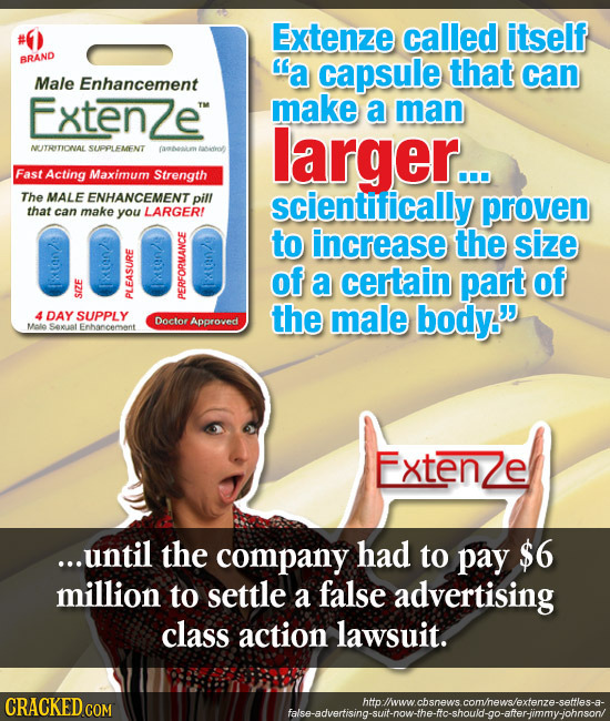 Extenze called itself ARAND a capsule that can Male Enhancement Exten make a man larger... NUTRITIOWNAL SUPPLFMENT taetenitm Fast Acting Maximum Stre