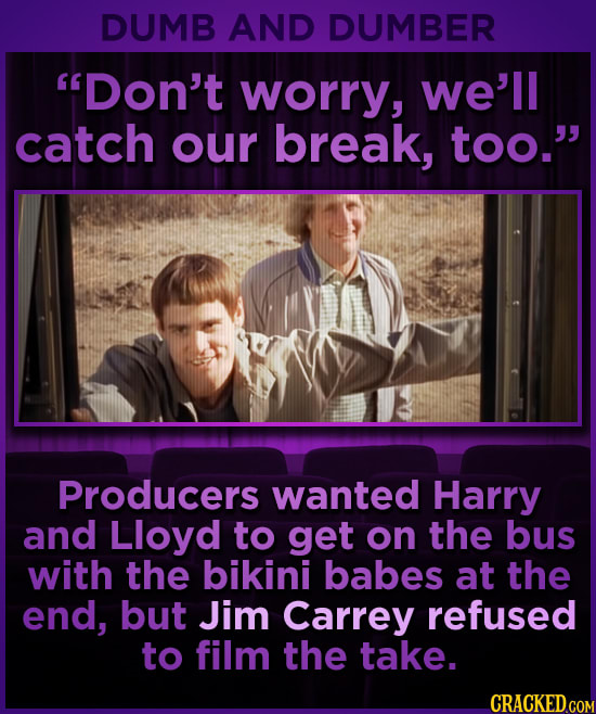 10 Famous Movie Quotes That Almost Never Happened