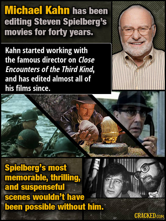 24 Unknowns Who Made Huge Contributions To Movies And Shows