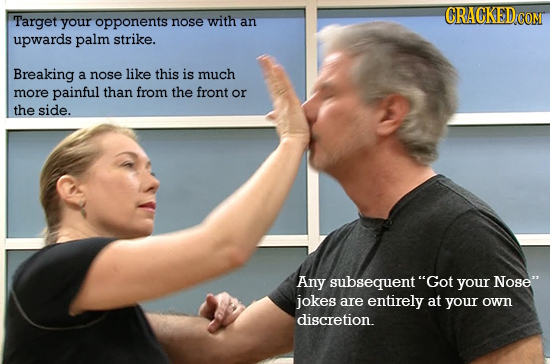 16 Surprisingly Simple Self-Defense Techniques