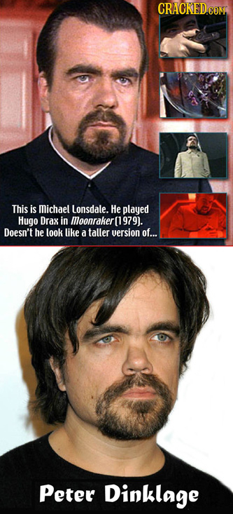 25 Celebrity Lookalikes You Never Noticed (And Can't Un-See)