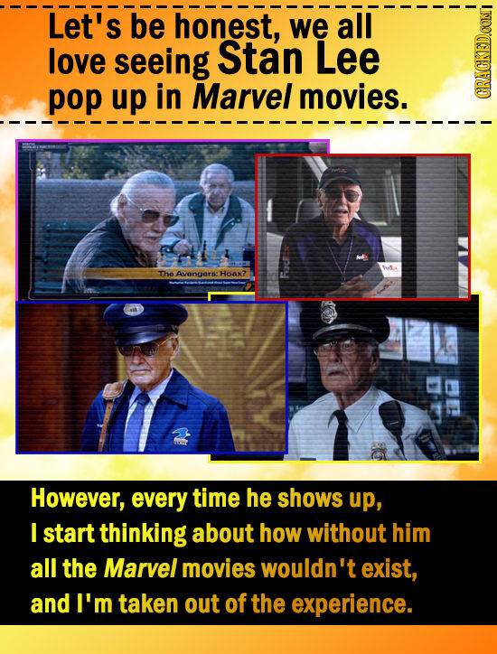 37 Incredibly Distracting Things Hollywood Won't Stop Doing