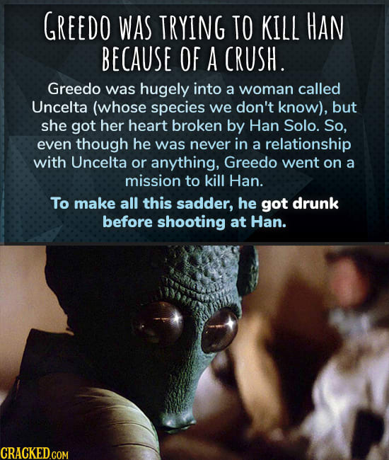 Characters With Over-The-Top Dark Backstories