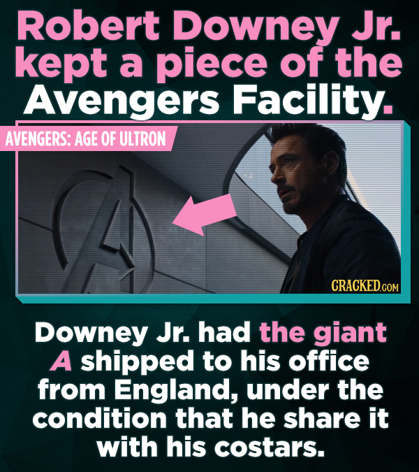 21 Actors Who Yoinked Iconic TV And Movie Props