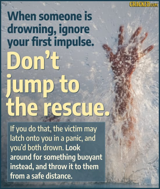 Cool Survival Tips To Get You Through A Disaster