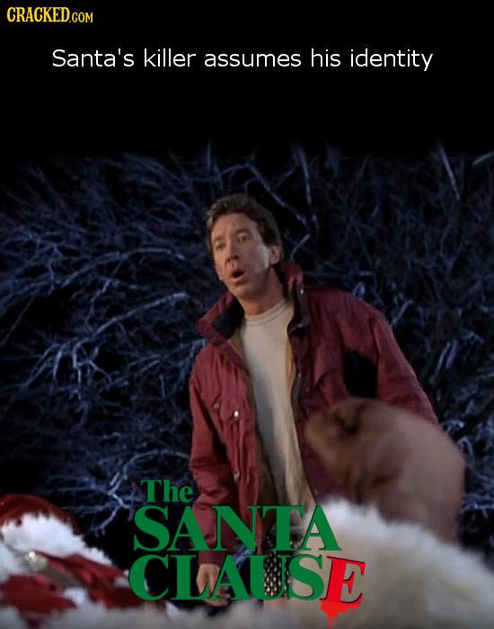 CRACKEDG COM Santa's killer assumes his identity The SANTA CLAUSE