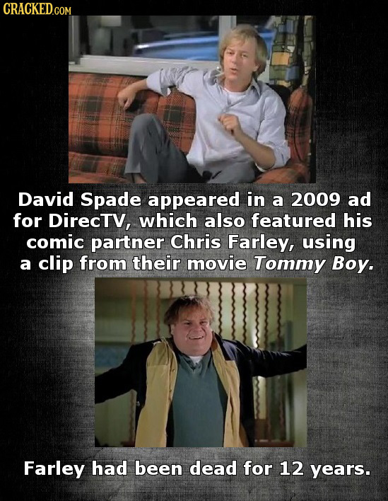 27 Disappointing Ads By Celebrities Who Should Know Better