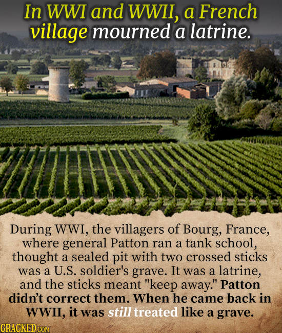 18 Weird Historical Facts That Don't Get Mentioned