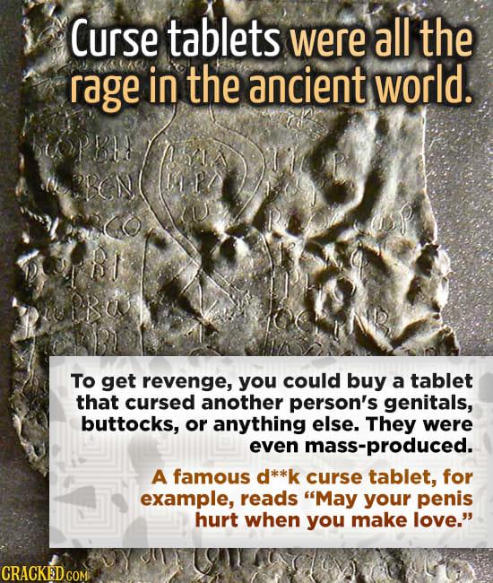 Weirdo Archeological Discoveries