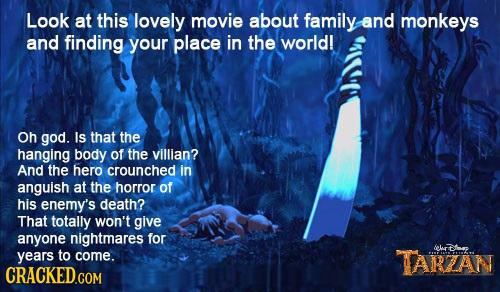 21 Shockingly Dark Moments In Beloved Children's Movies