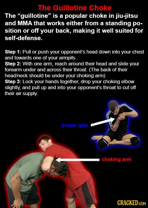 16 Surprisingly Simple Self-Defense Techniques