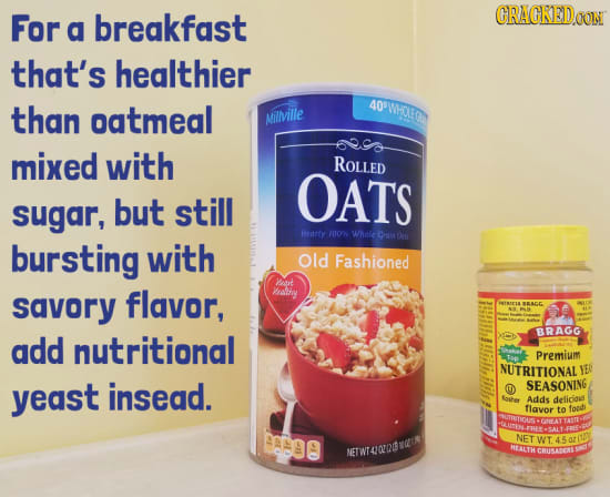 19 Surprising Tips To Take Your Meal From Yawn To Yum