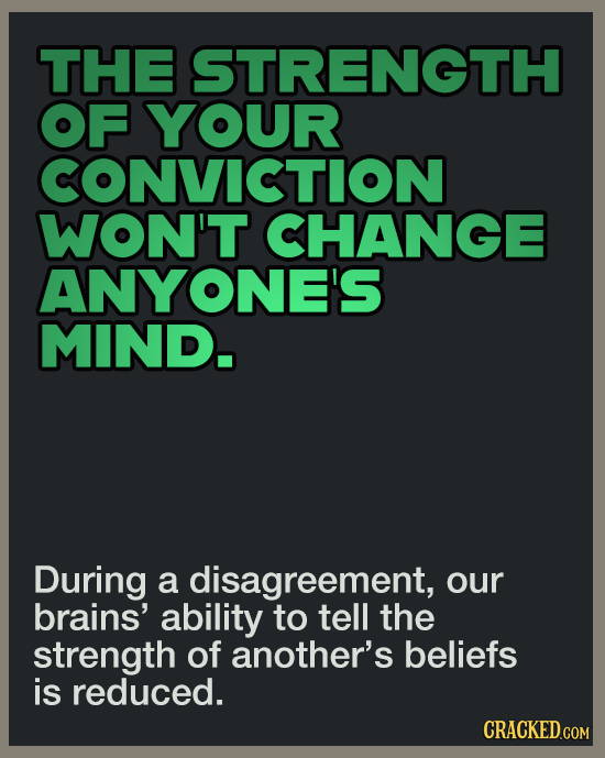 18 Scientific Findings To Help You Have Difficult Conversations With Friends & Family