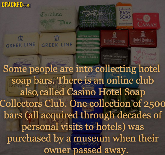 CRACKEDcO 4ofsovi Carolina TPae aeils BABY SOAP Dine ul CAMAY. st7 s7 MYED HOTELS Holel Rodneu Hotel Rodneu GREEK LINE GREEK LINE Beuquet CEORCE FINER