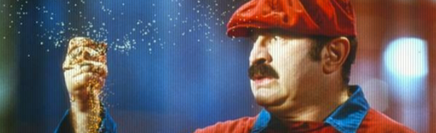 All The Ways The Super Mario Bros. Movie Tried To Break Its Lead Actor