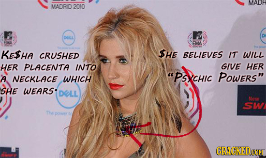 23 Insane Things Your Favorite Celebrities Believe