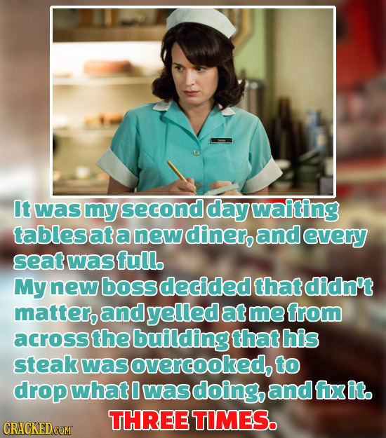 28 Nightmare Stories From Your Workplace
