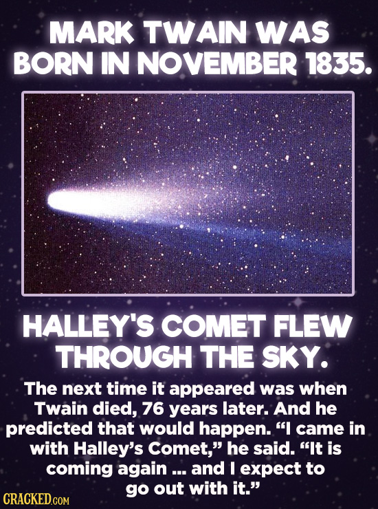 20 Completely Impossible Coincidences (That Really Happened)