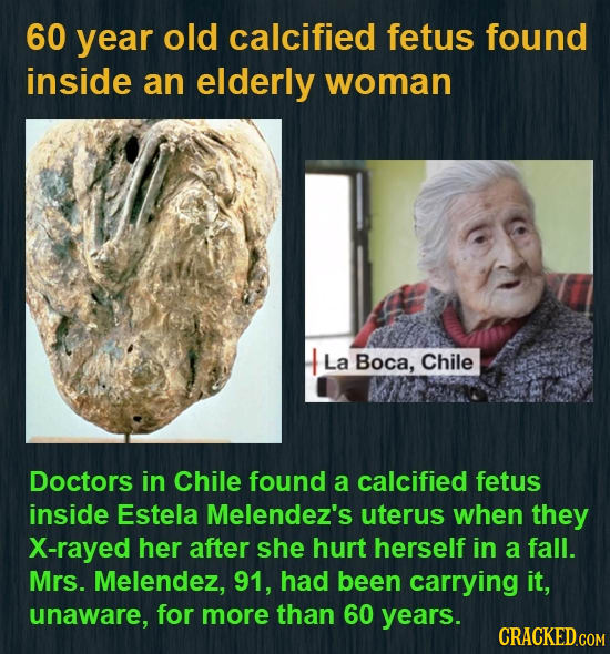 20 Creepy Discoveries That People Just Stumbled Across