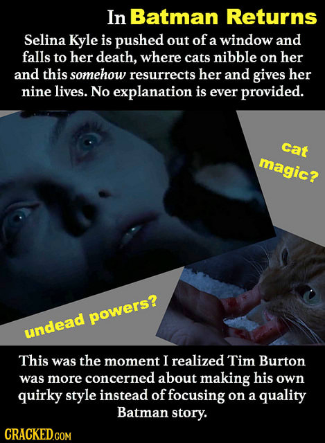 Scenes That Wrecked Entire Movies